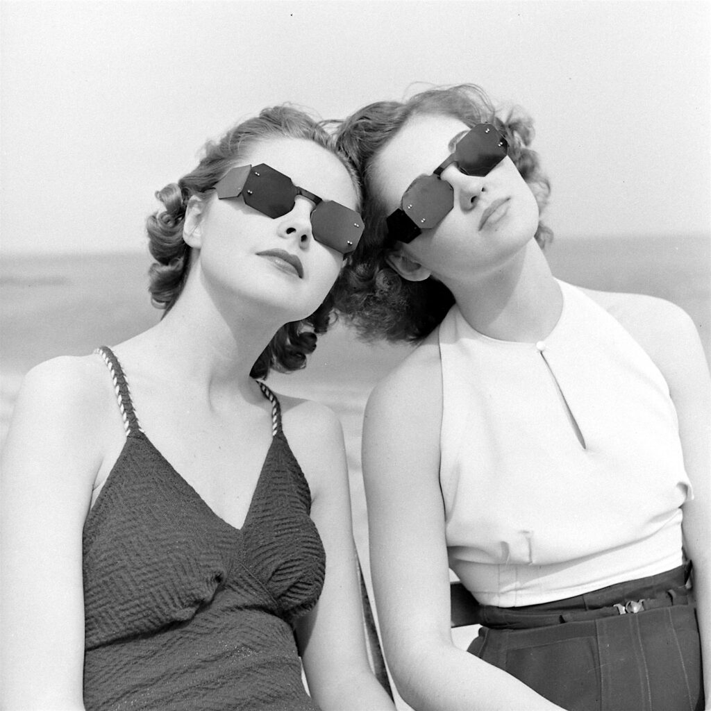 Sunglasses, United States, 1938.