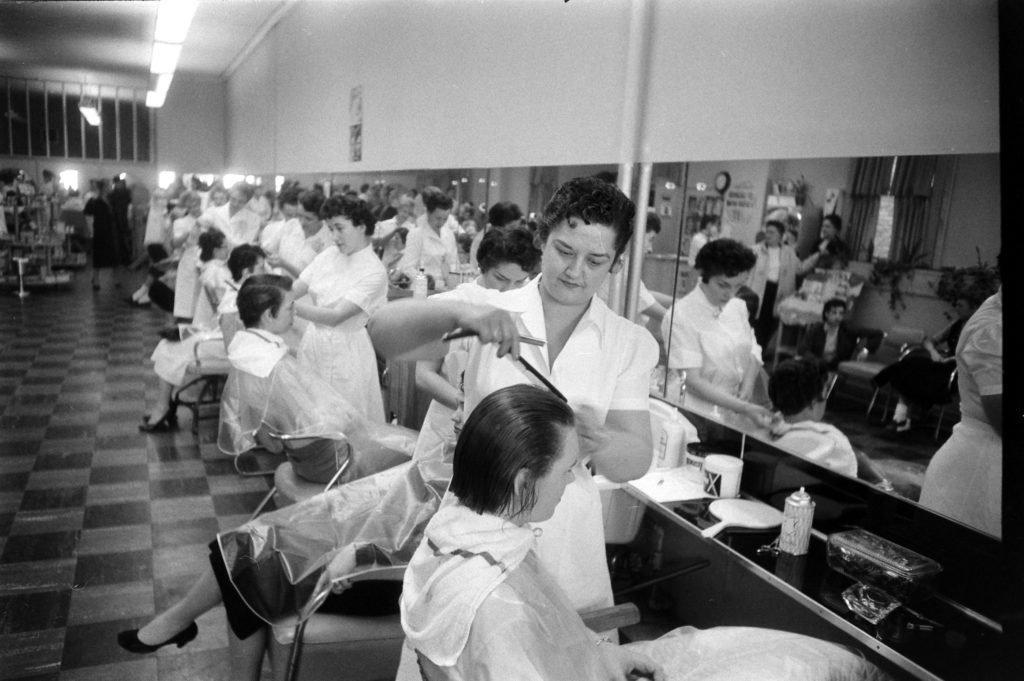 Elvis Hair