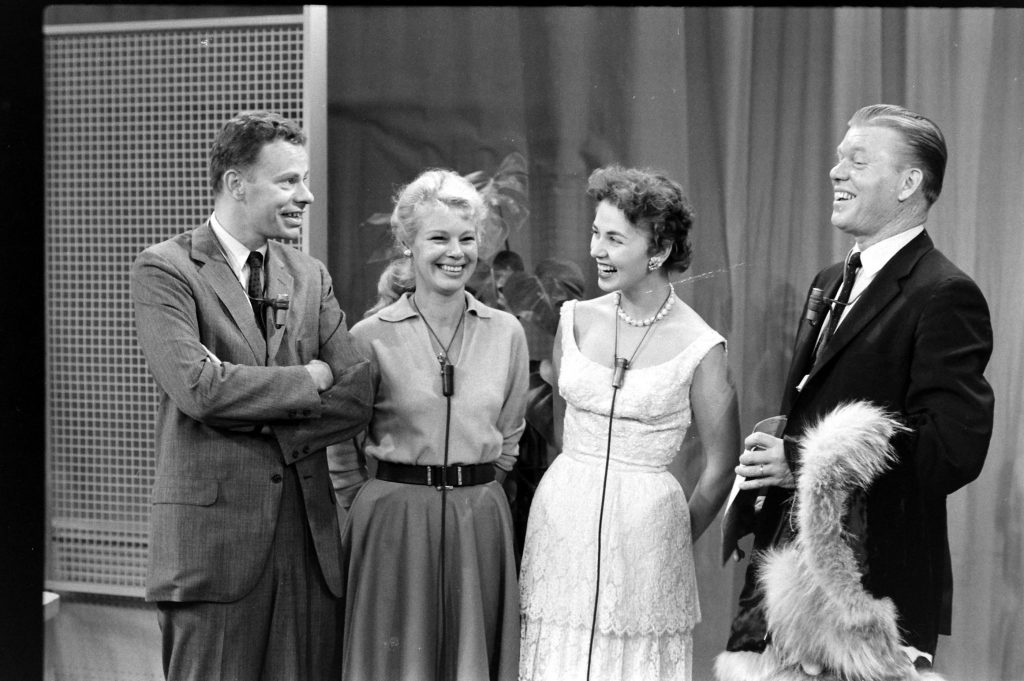 Miss Alaska, Charles Van Doren, Dave Garroway
