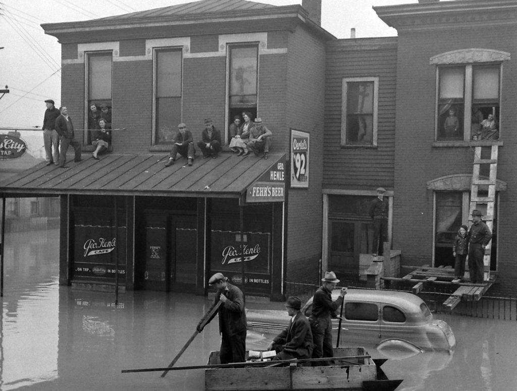 Louisville Flooding