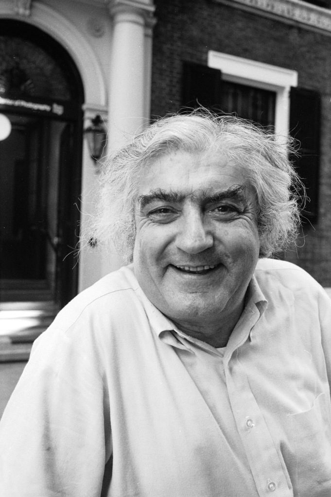 Portrait of Cornell Capa. (Photo by Alfred Eisenstaedt/The LIFE Picture Collection © Meredith Corporation)
