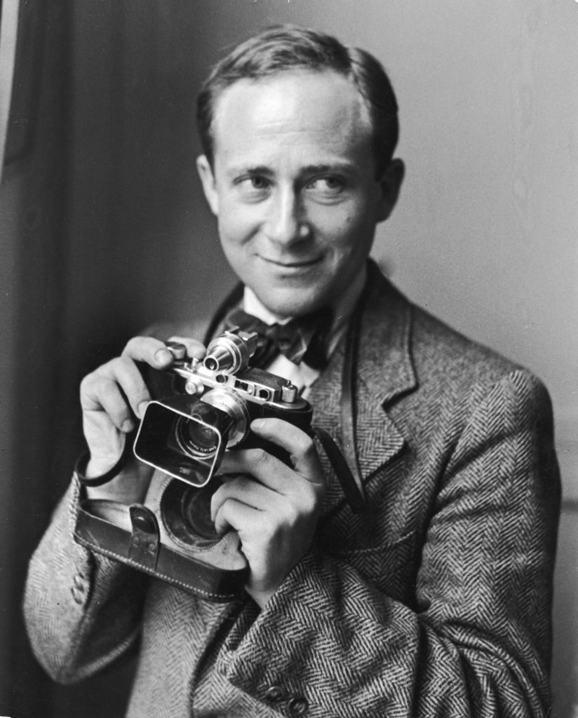 Portrait of Eric Schaal. (Photo by Eric Schaal/The LIFE Picture Collection © Meredith Corporation)