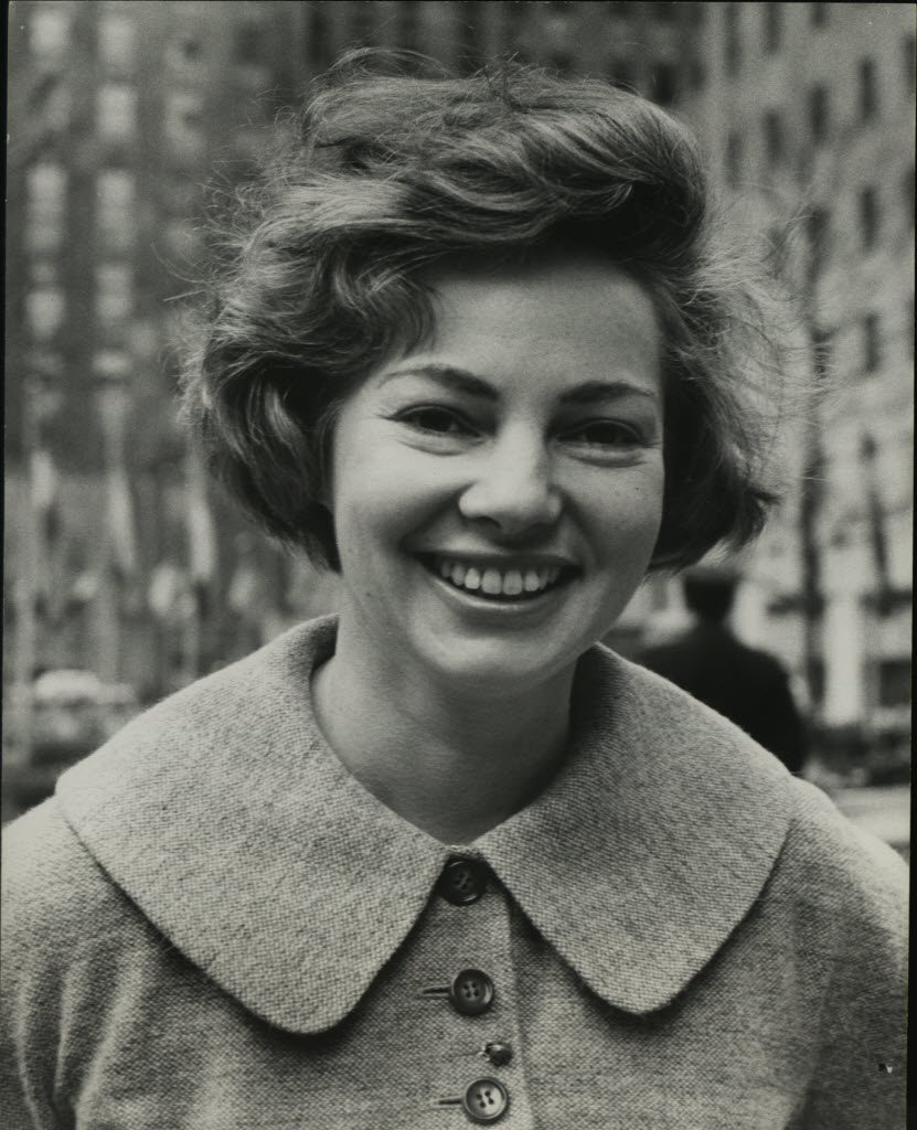 Portrait of Lisa Larsen. (Photo by Lisa Larsen/The LIFE Picture Collection © Meredith Corporation)