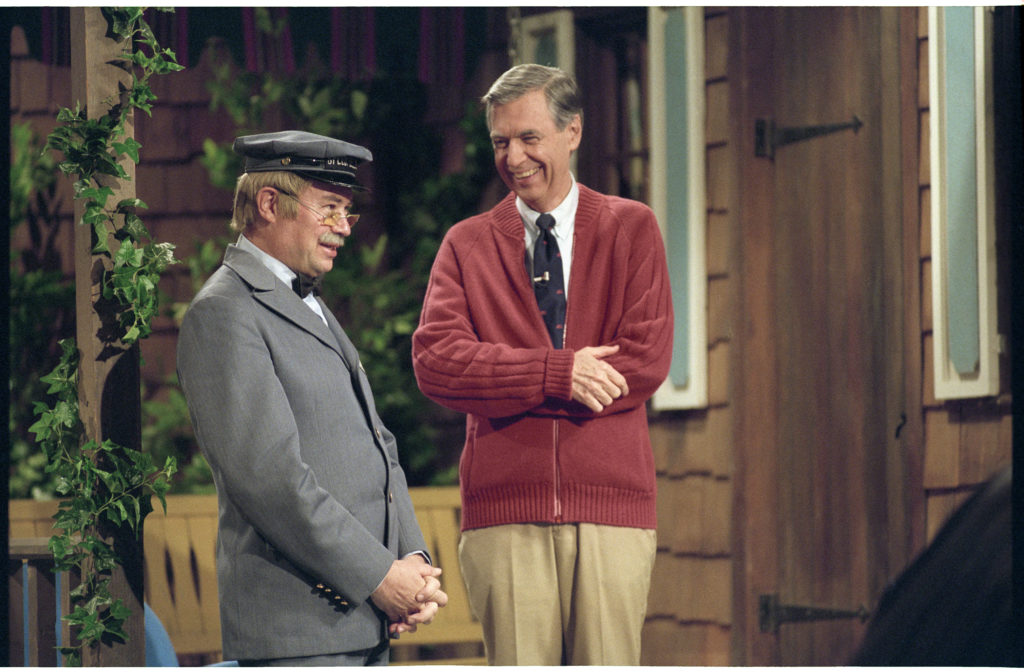 Mister Rogers Beautiful Days Life