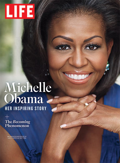 LIFE Michelle Obama