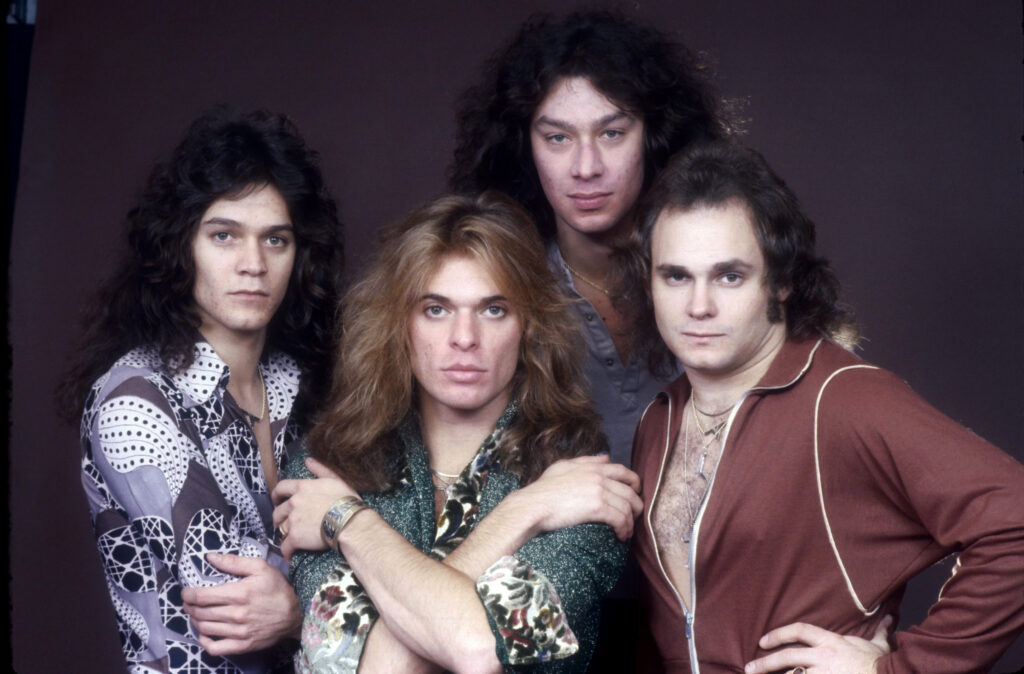 Van Halen: The Dave Years, the Sammy Years, the Life, the Music, and the Joy - LIFE