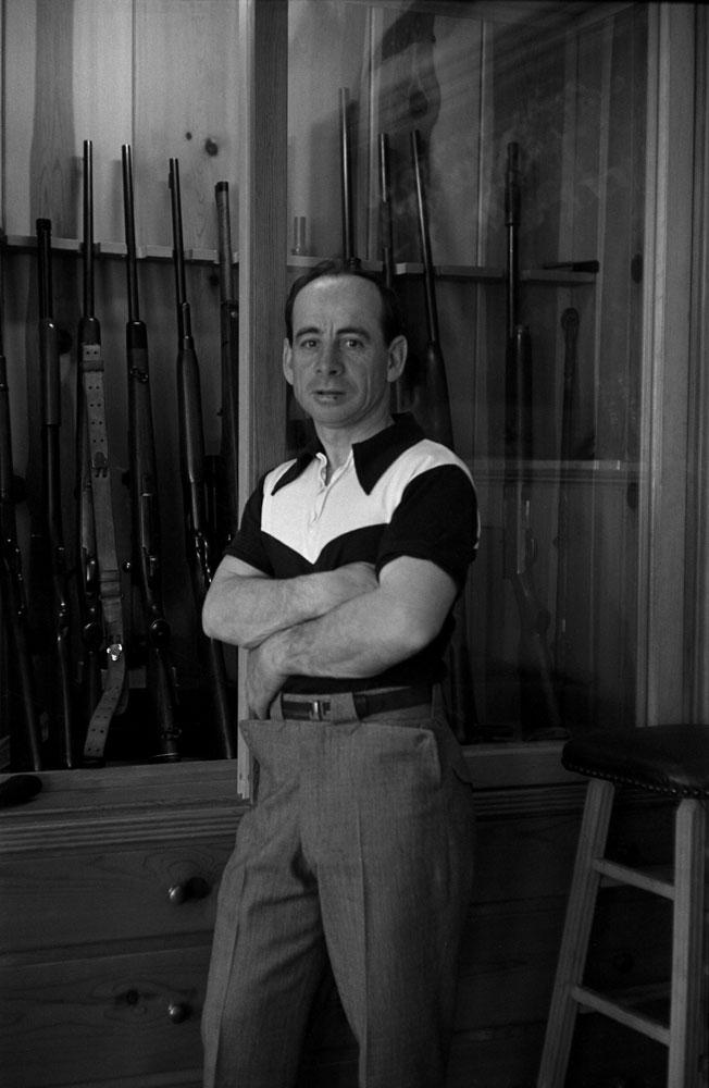 Johnny Longden, 1952.