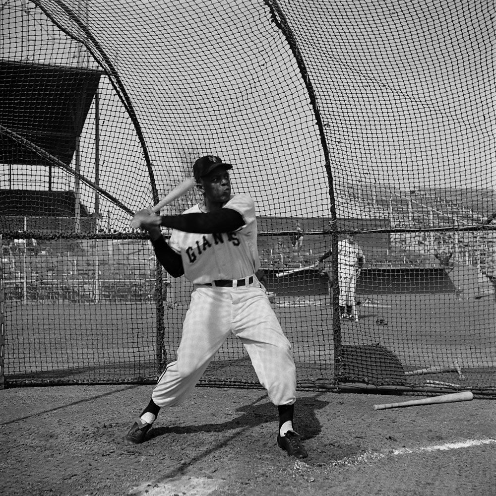 Willie Mays, 1954