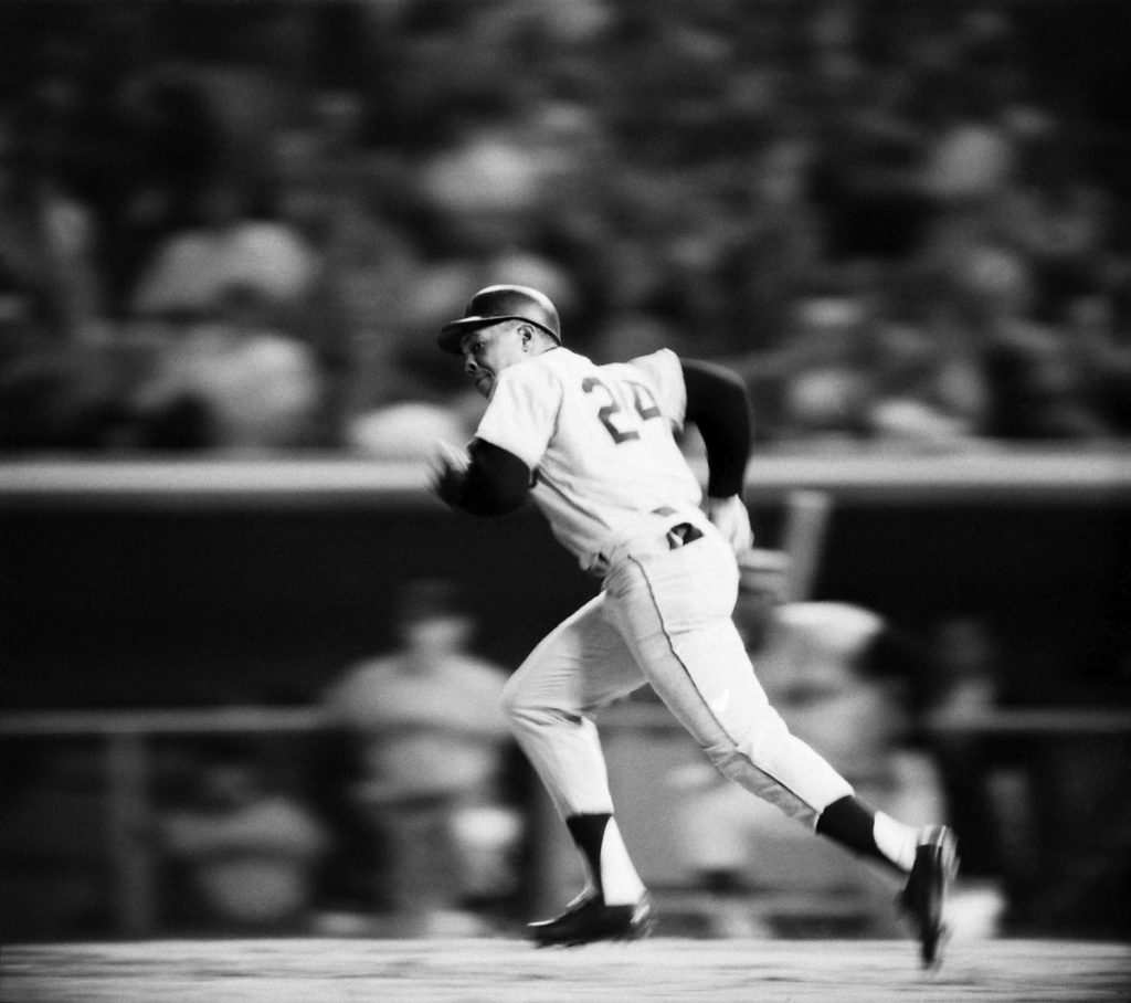 Willie Mays, San Francisco Giants, 1964