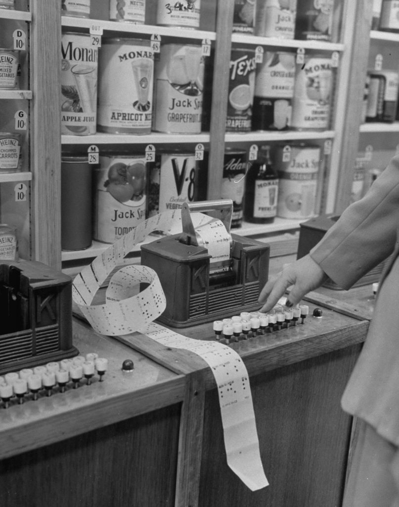 Keedoozle, Automatic Grocery Store, 1948