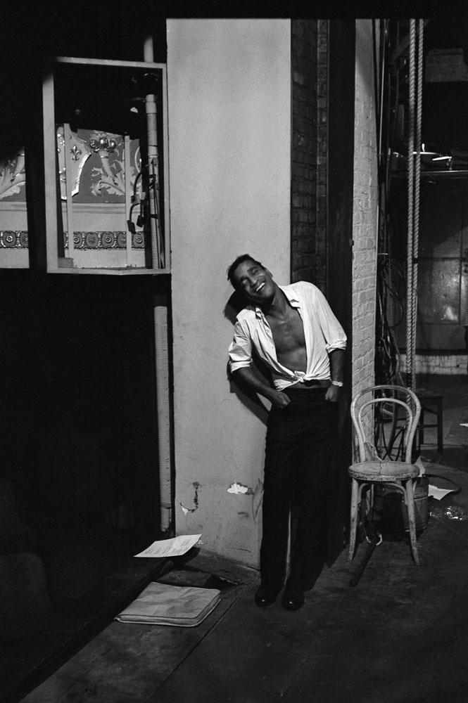 Sammy Davis Jr. in Golden Boy
