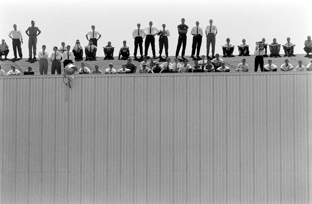 John F. Kennedy campaign, Texas, 1960.