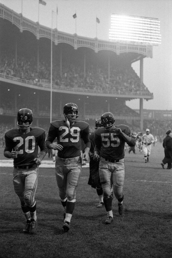 New York Giants, 1960.