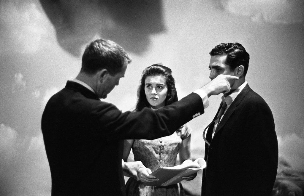 Ann-Margret, Robert Parrish, David Hedison