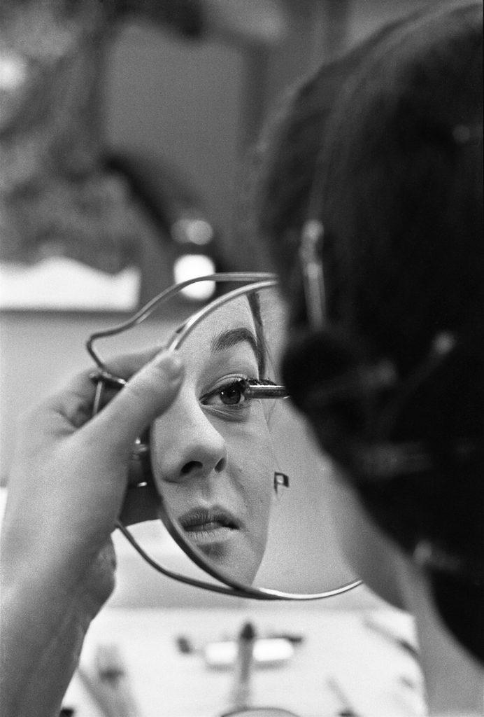Ann-Margret In Makeup