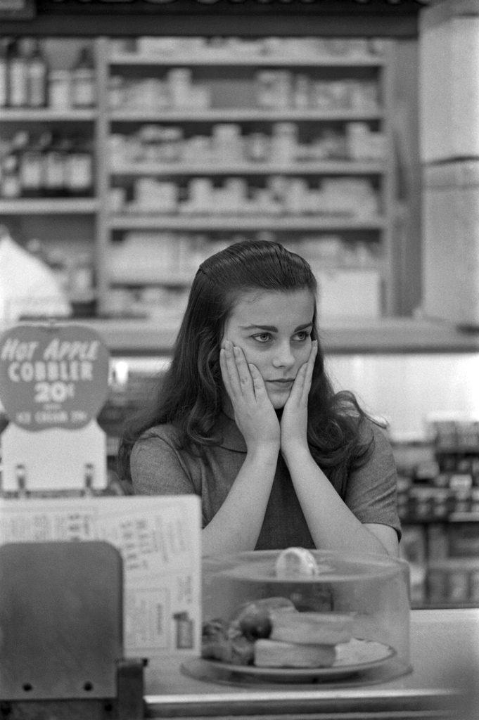 Ann-Margret, Hollywood, 1961