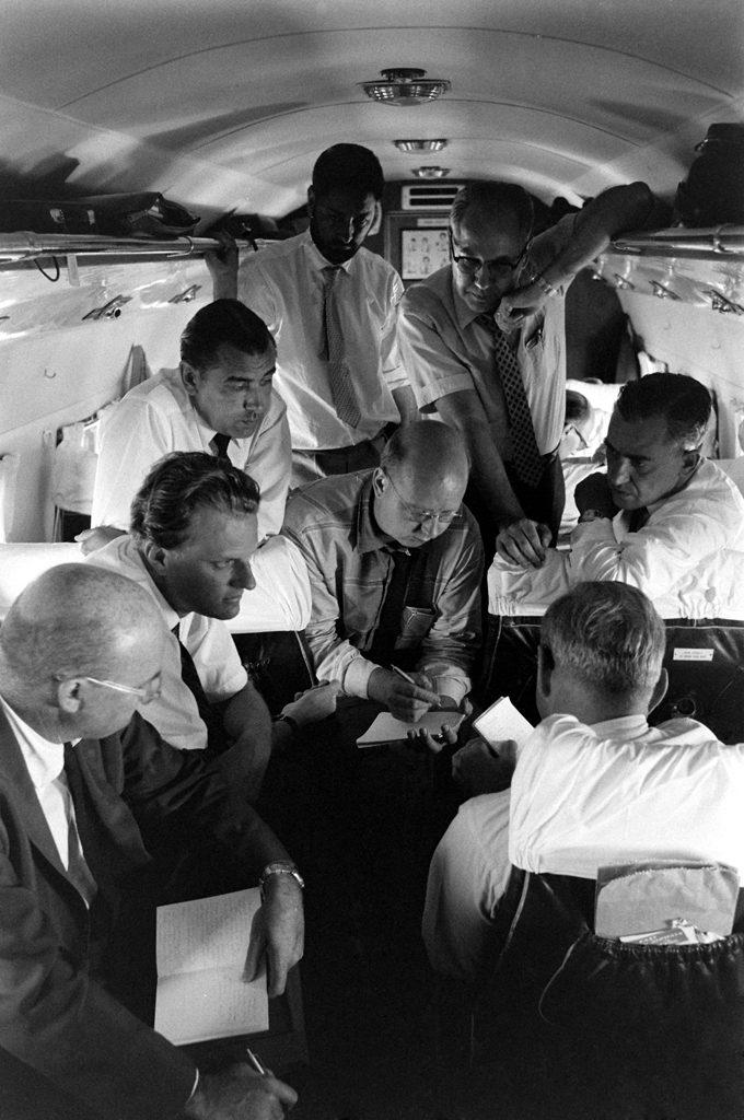 Billy Graham, 1960.