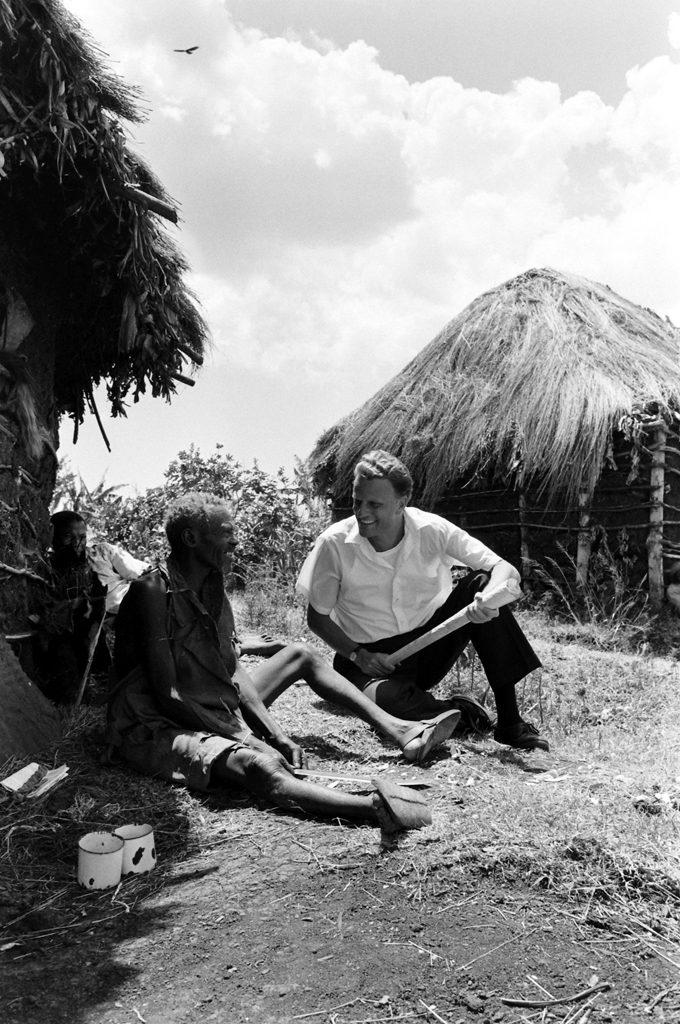 Billy Graham in Africa, 1960