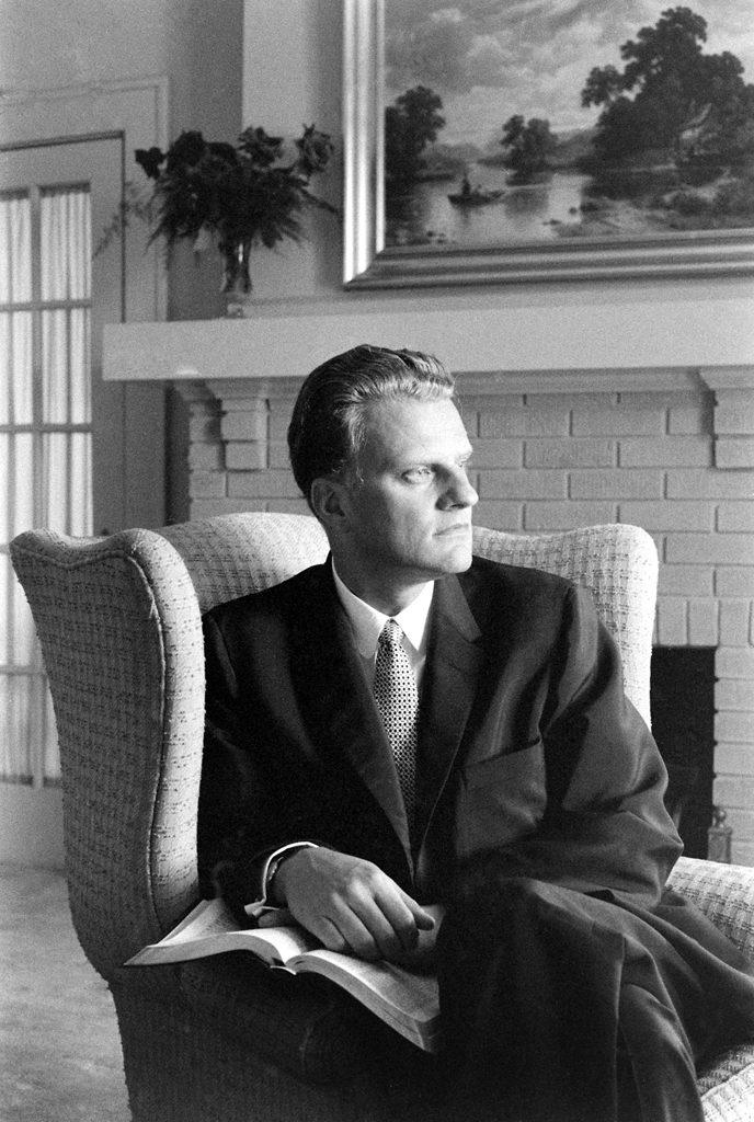 Billy Graham, 1960