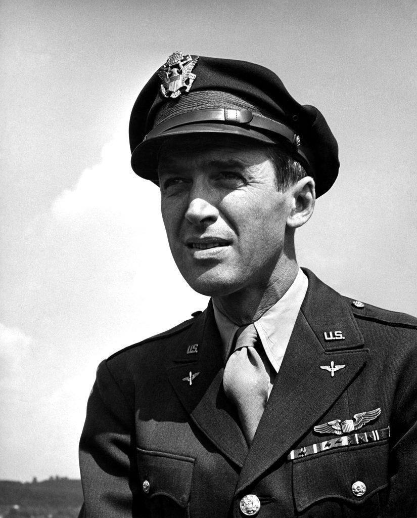 Col. Jimmy Stewart, 1945