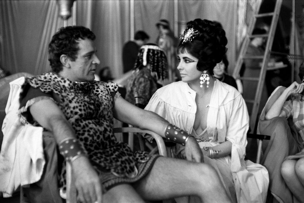 Elizabeth Taylor, Richard Burton, 1962