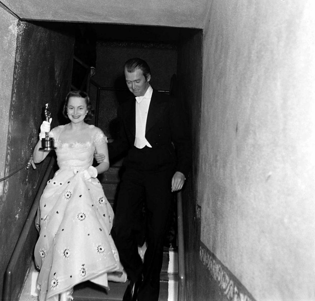 Academy Award-winner Olivia de Havilland