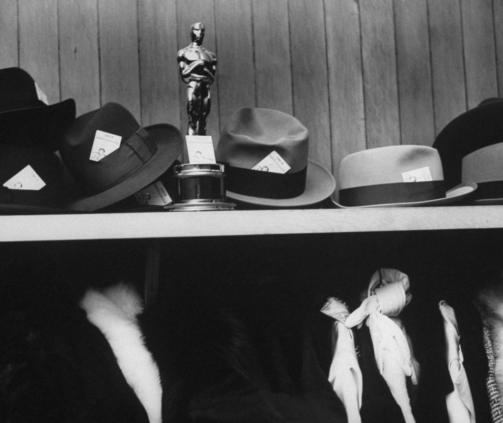 Producer Buddy Adler's Academy Award