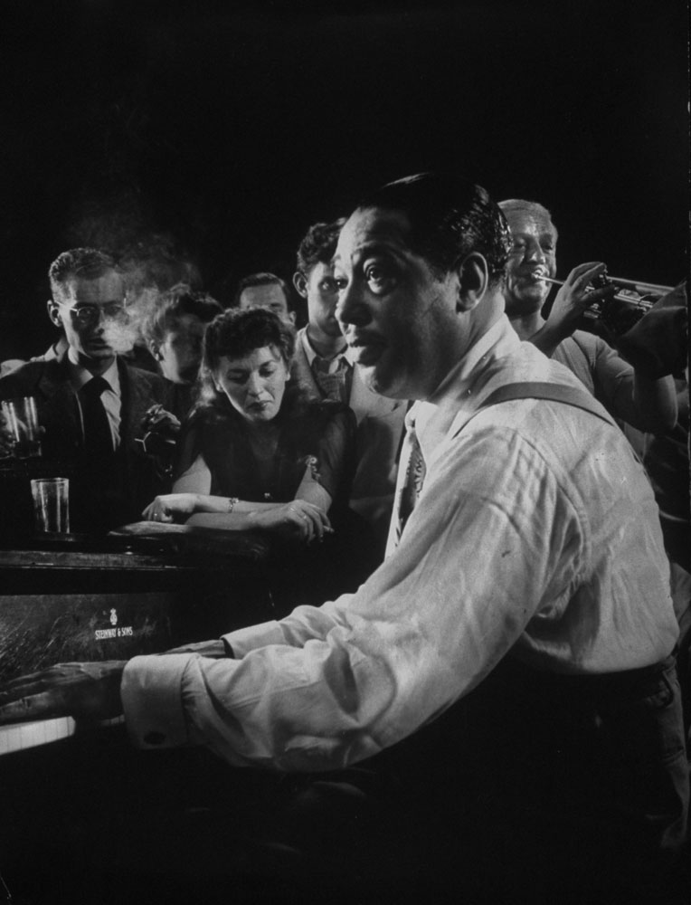 Duke Ellington, 1943.