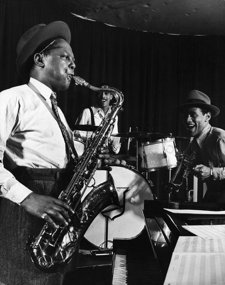 J.C. Heard Orchestra, 1943.