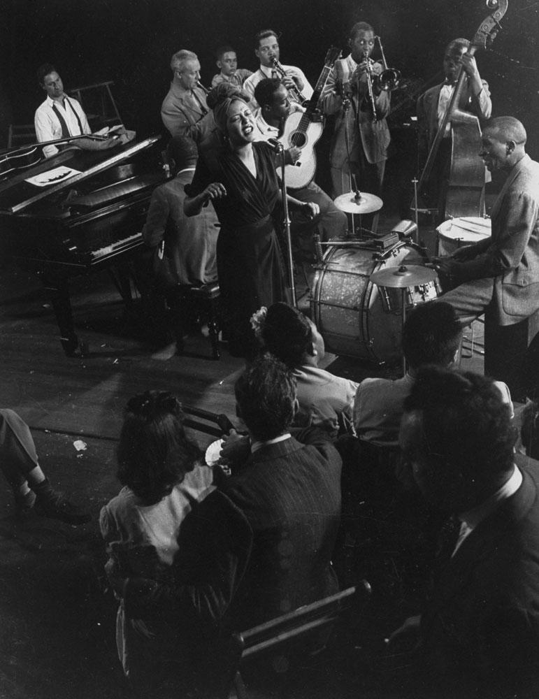 Jazz Jam Sessions, 1943