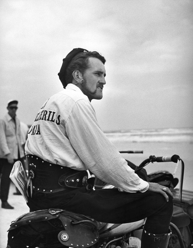 Daytona Beach, Florida, March 1948