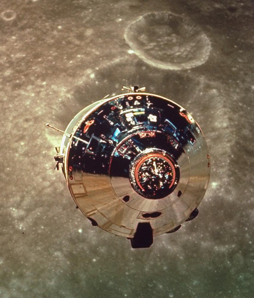 Apollo 10 command module