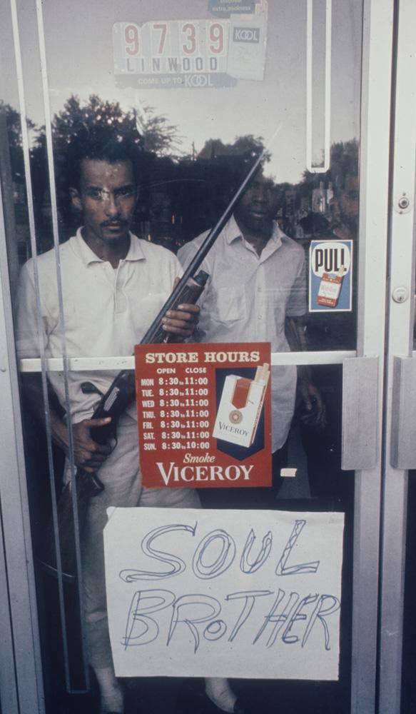 Detroit race riots, 1967