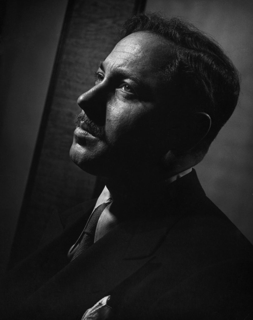 Tennessee Williams in 1948.