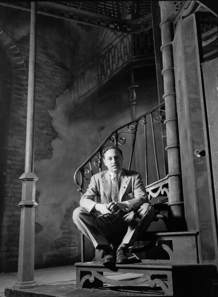 Tennessee Williams, 1947