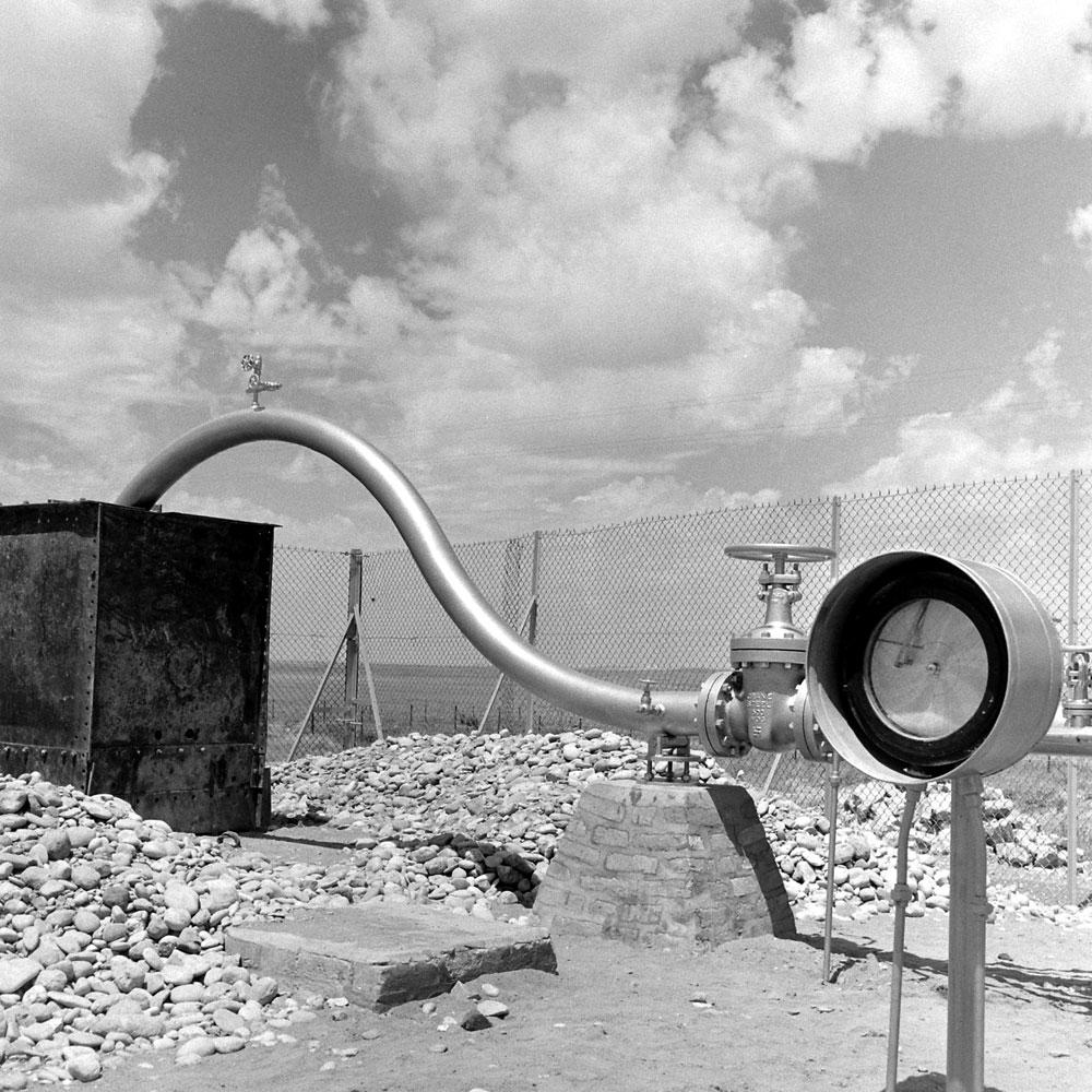 Kirkuk, Iraq, 1945