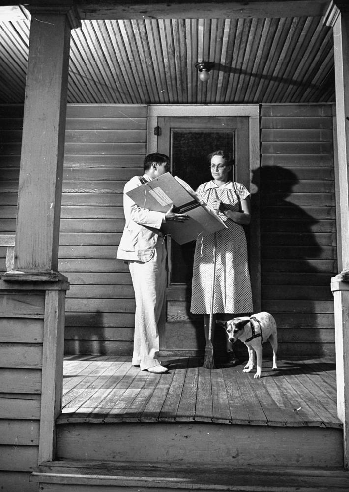 1940 census: Test in Indiana