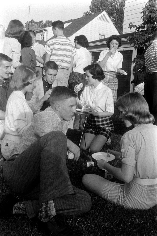 Mariemont High School Prom 1958, Ohio