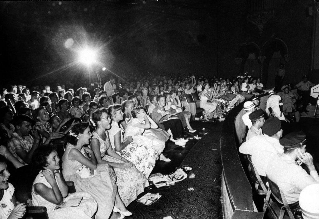 Elvis Presley in Florida 1956
