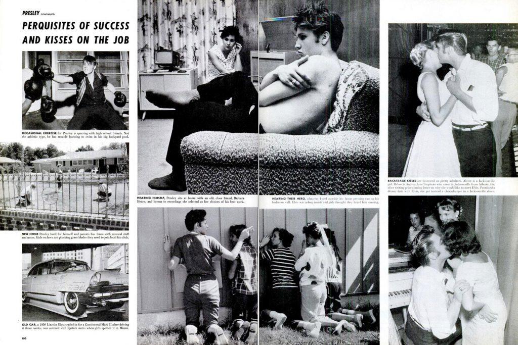 LIFE magazine, August 27, 1956.