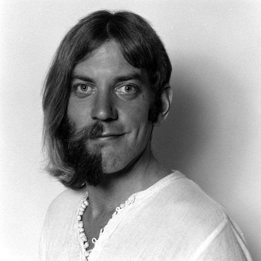 Donald Sutherland, 1970