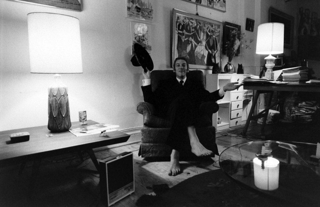 Donald Sutherland, 1970.