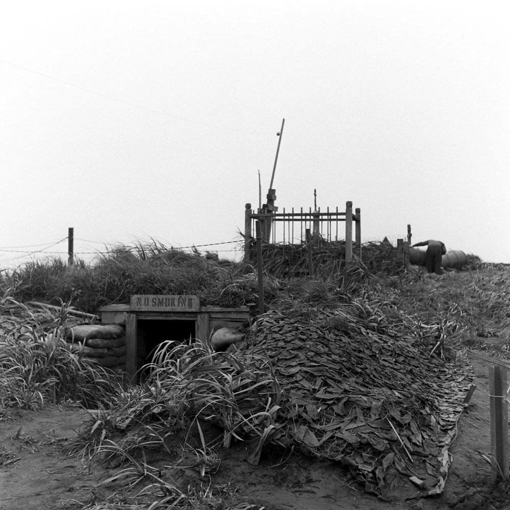 Kiska Island, Aleutian Campaign, World War II, 1943.