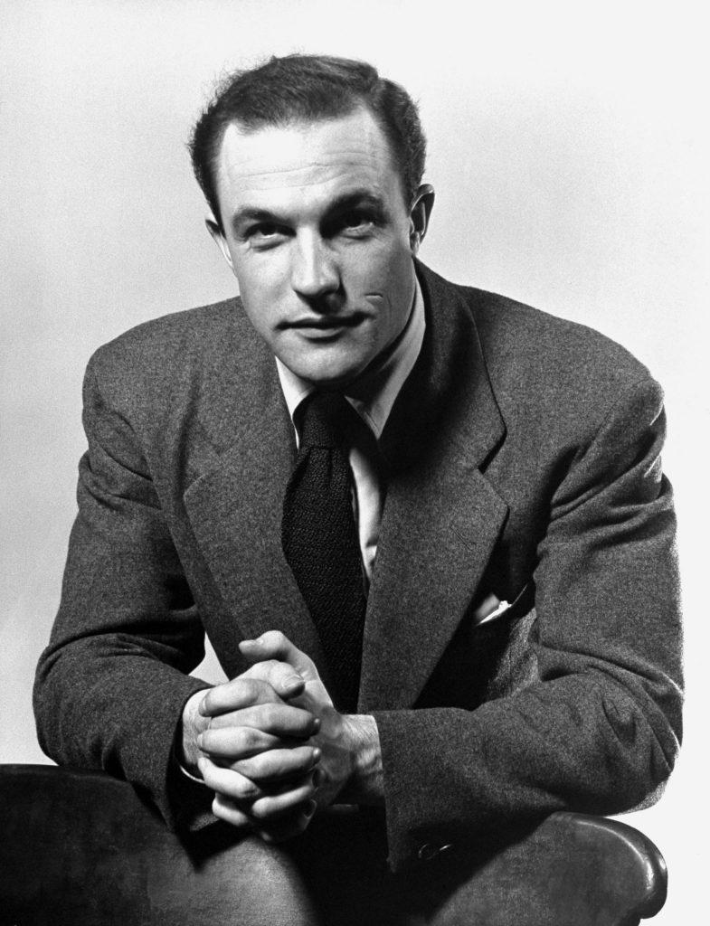 Portrait of Gene Kelly, 1944.