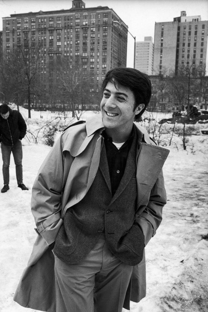 Dustin Hoffman, New York, 1969