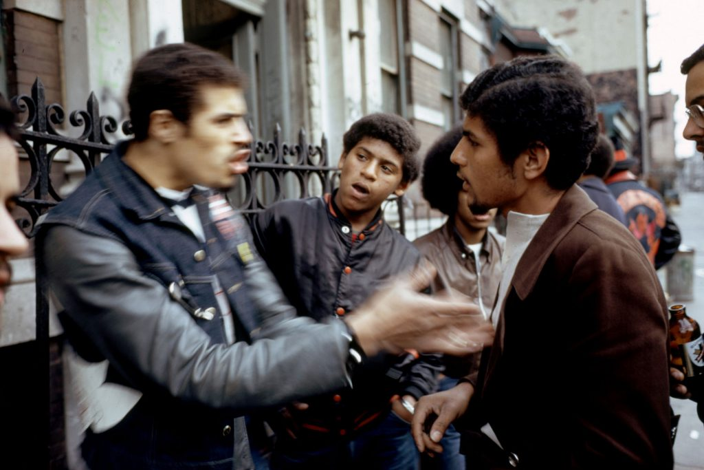 Street gang, The Reapers, New York 1972