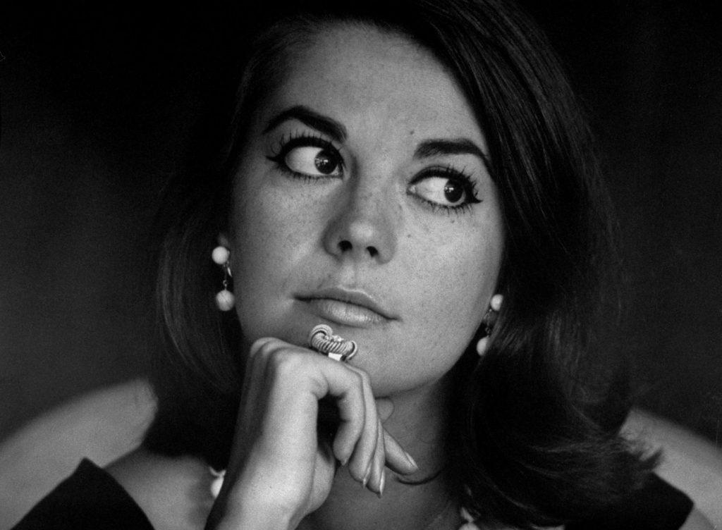 Natalie Wood, 1963
