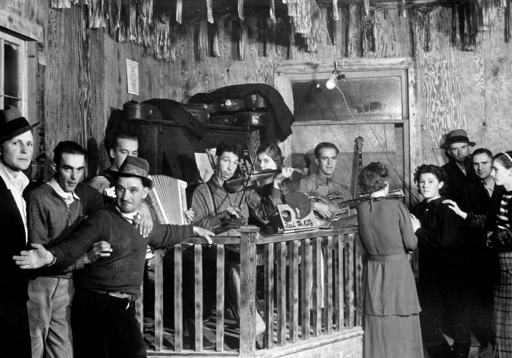 Bar X, Montana, 1936.