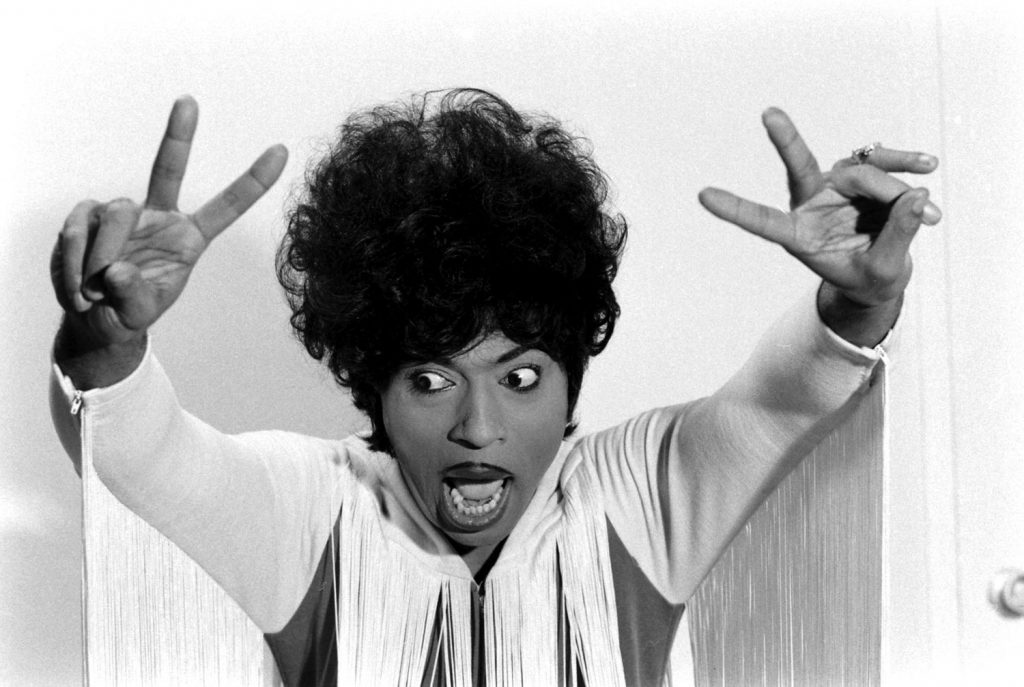 Little Richard, 1971.