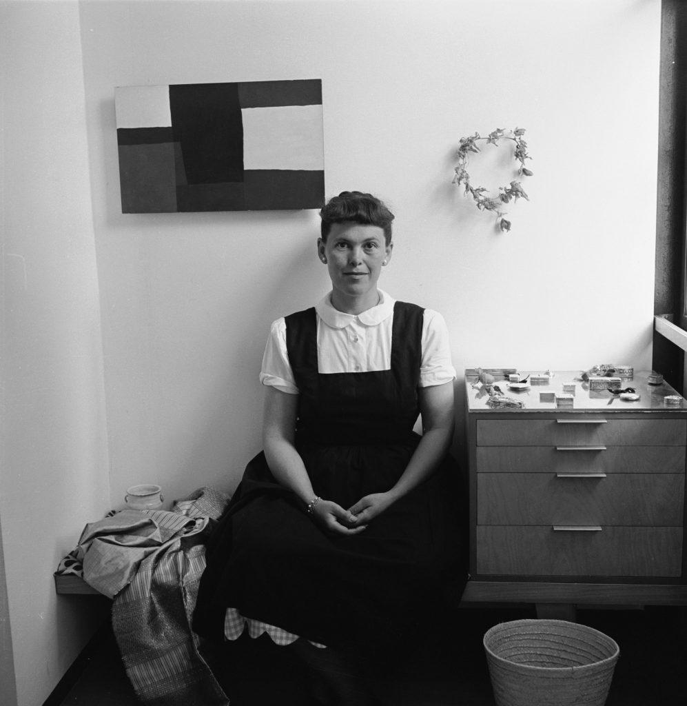 Ray Eames, 1950